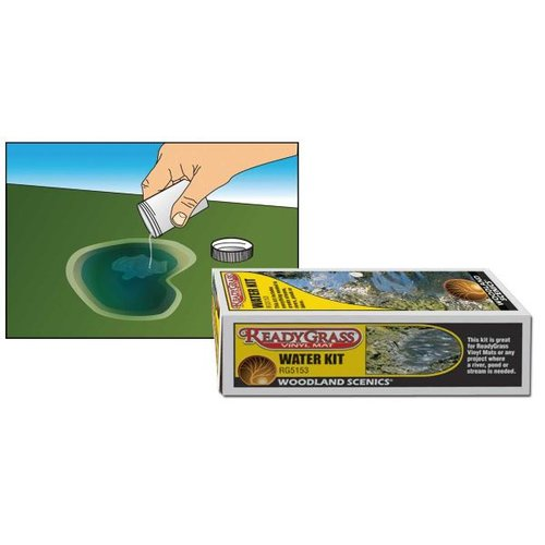Woodland Scenics Ready Grass Water Kit