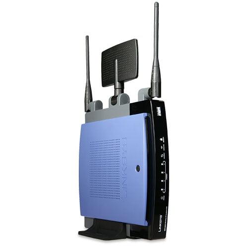 Cisco-Linksys WRT300N Wireless-N Broadband Router