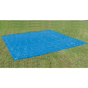 16' Square Ground Cloth for Above Ground Swimming Pool Mat