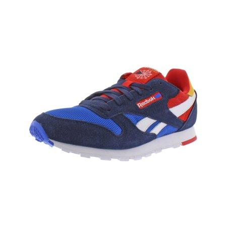 Reebok Boys Classic Suede Athleisure Sneakers