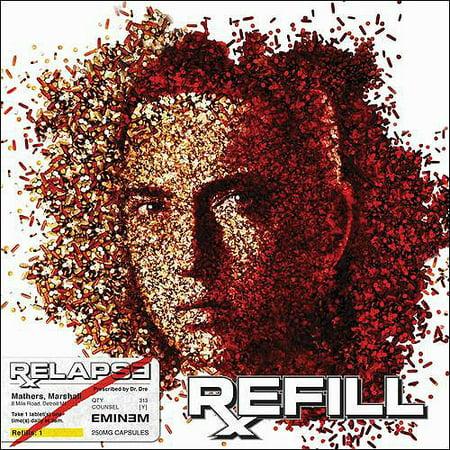 Relapse  Refill  Bonus Tracks   Cln   Newv   Bril