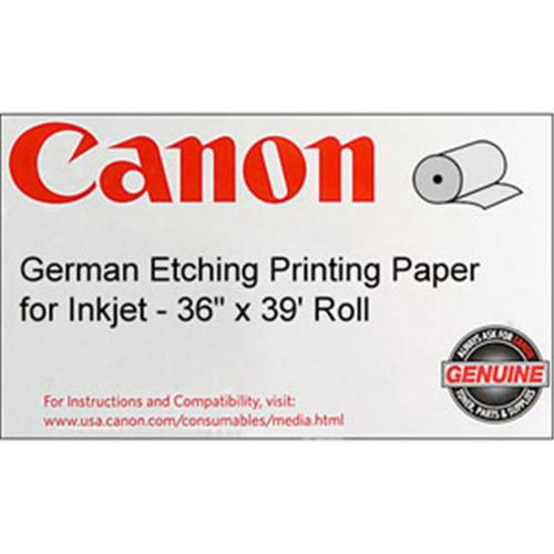 Canon German Etching Fine Art Paper by Hahnemuhle