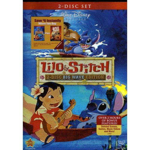 Lilo & Stitch (Big Wave Edition) (2-Disc) (Widescreen)