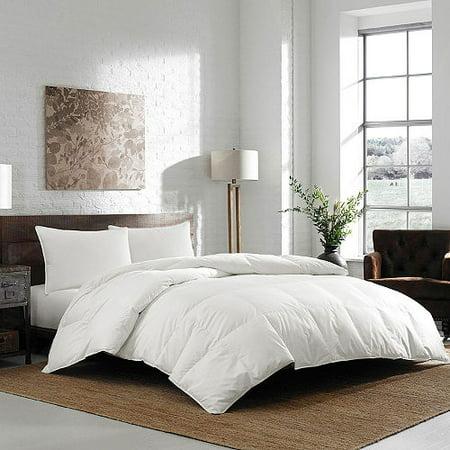 Eddie Bauer Home 700 Fill Power Goose Down White Comforter
