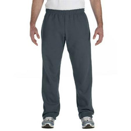 - Gildan Adult Heavy Blend™ Adult 8 oz., 50/50 Open-Bottom Sweatpants