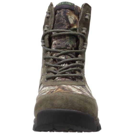 98f1ed0547e Wolverine Men's Bobwhite High Hunting Boot,Green,10.5 M US