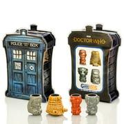 Doctor Who Mini Muglet Set – Walmart Exclusive Geeki Tikis Collectible