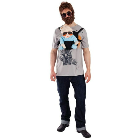 Stag Night Hero/ The Hangover Adult Costume - Standard - Alan Hangover Costume