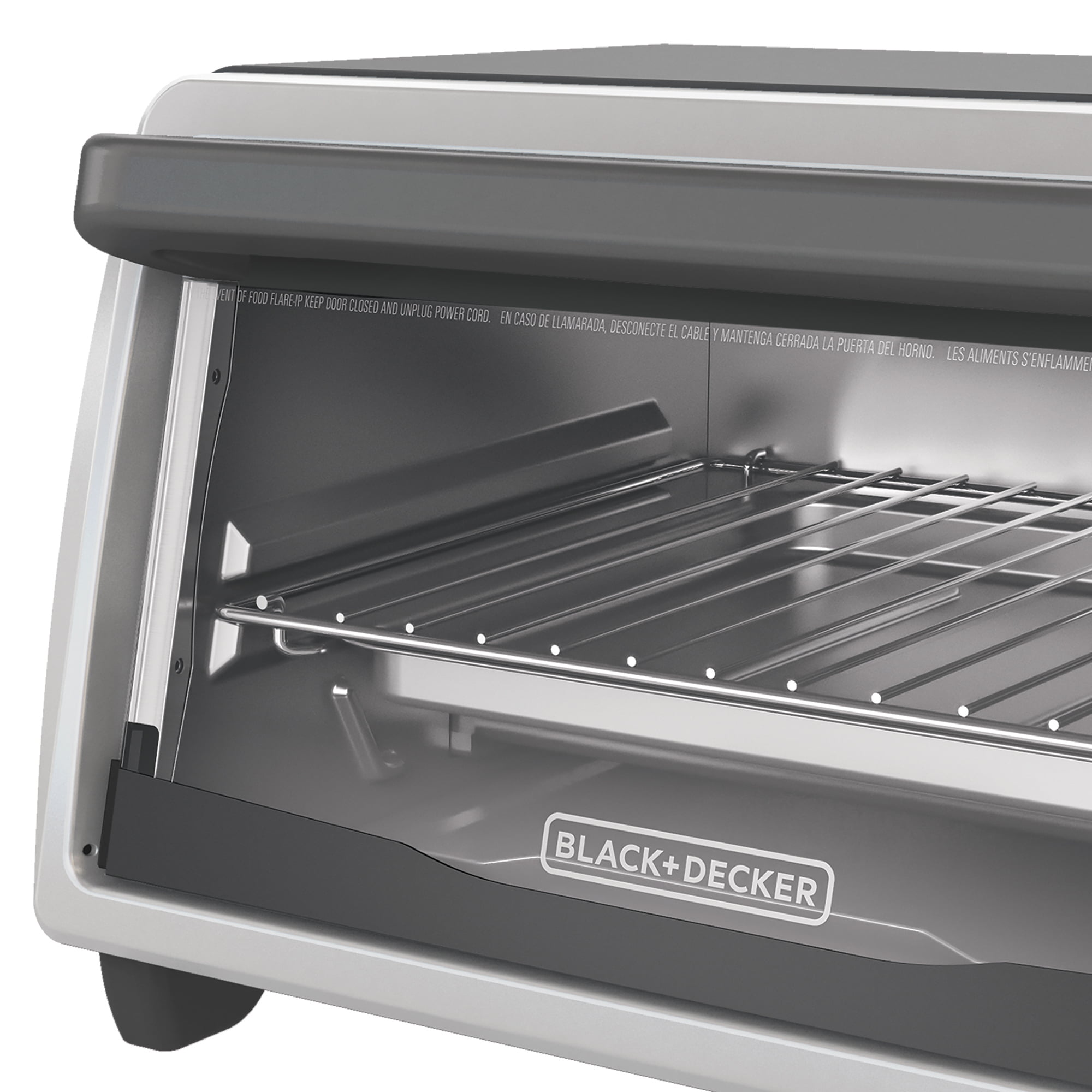 Black And Decker Under Cabi Toaster Oven Beyondthelevant