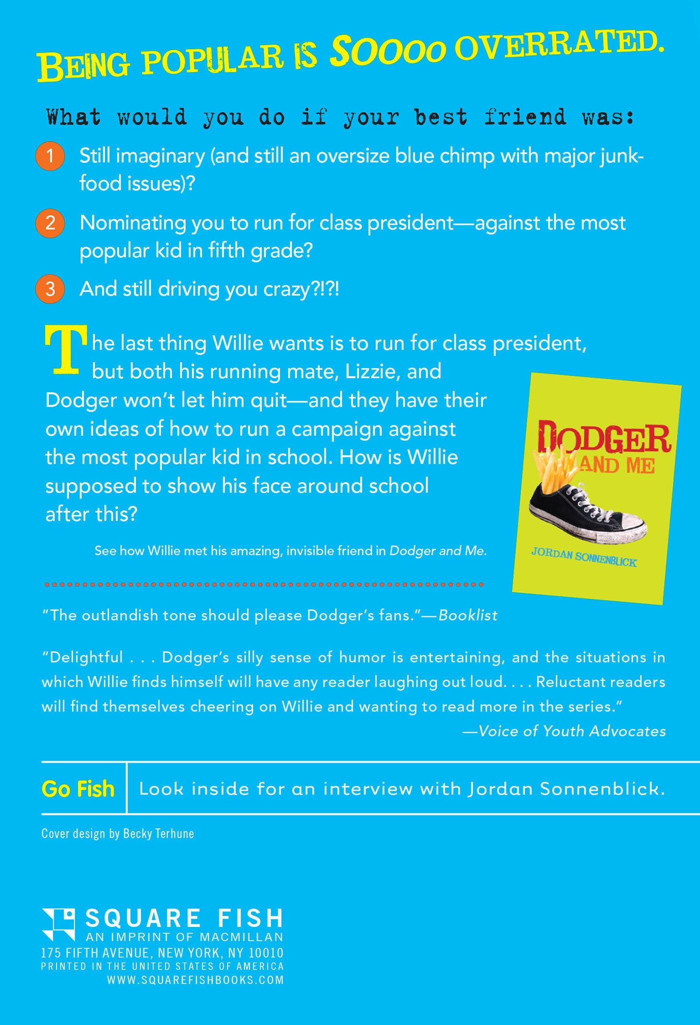 Dodger for President - eBook