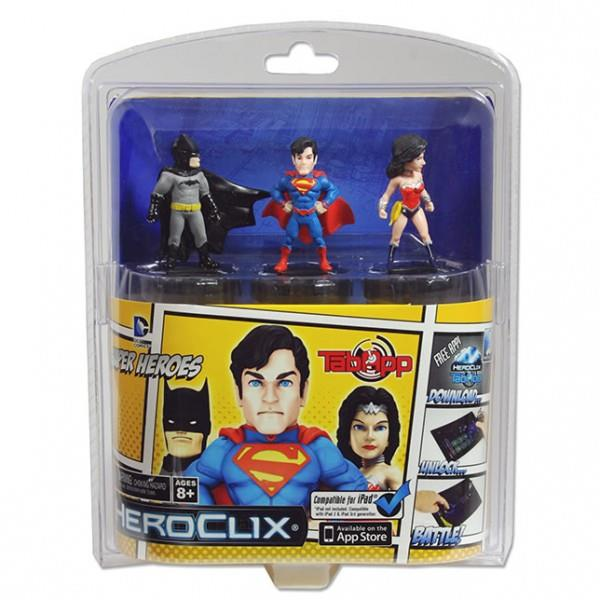TabApp Pack - DC Super Heroes New