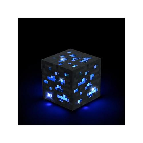 Minecraft Light Up Diamond Ore by ThinkGeek, Inc.