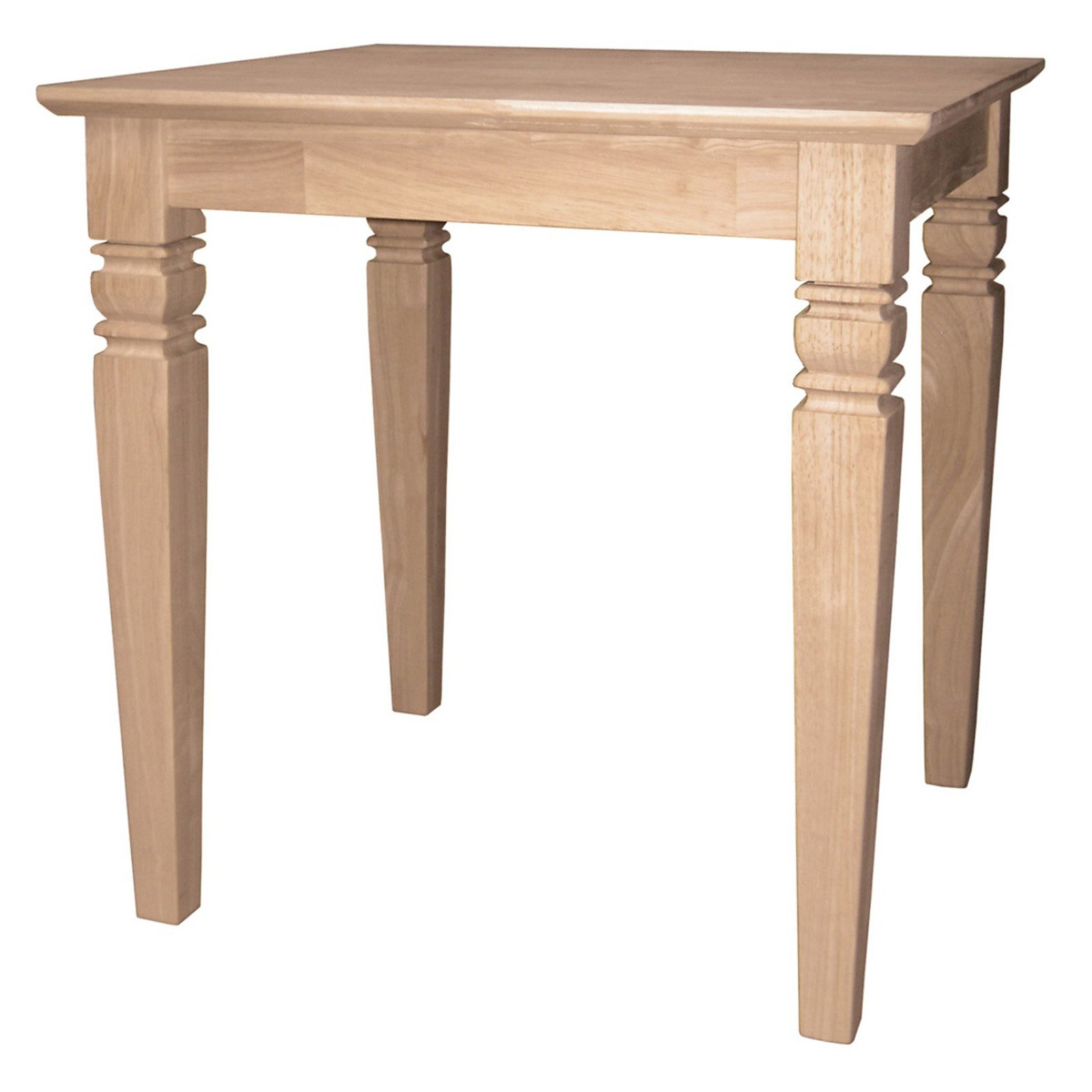International Concepts Ot-60E Java End Table, Ready To Finish