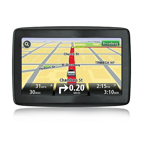 """TomTom VIA1505TM - FREE Upgrade to VIA1515TM VIA 1505TM Large-Screen GPS System"""