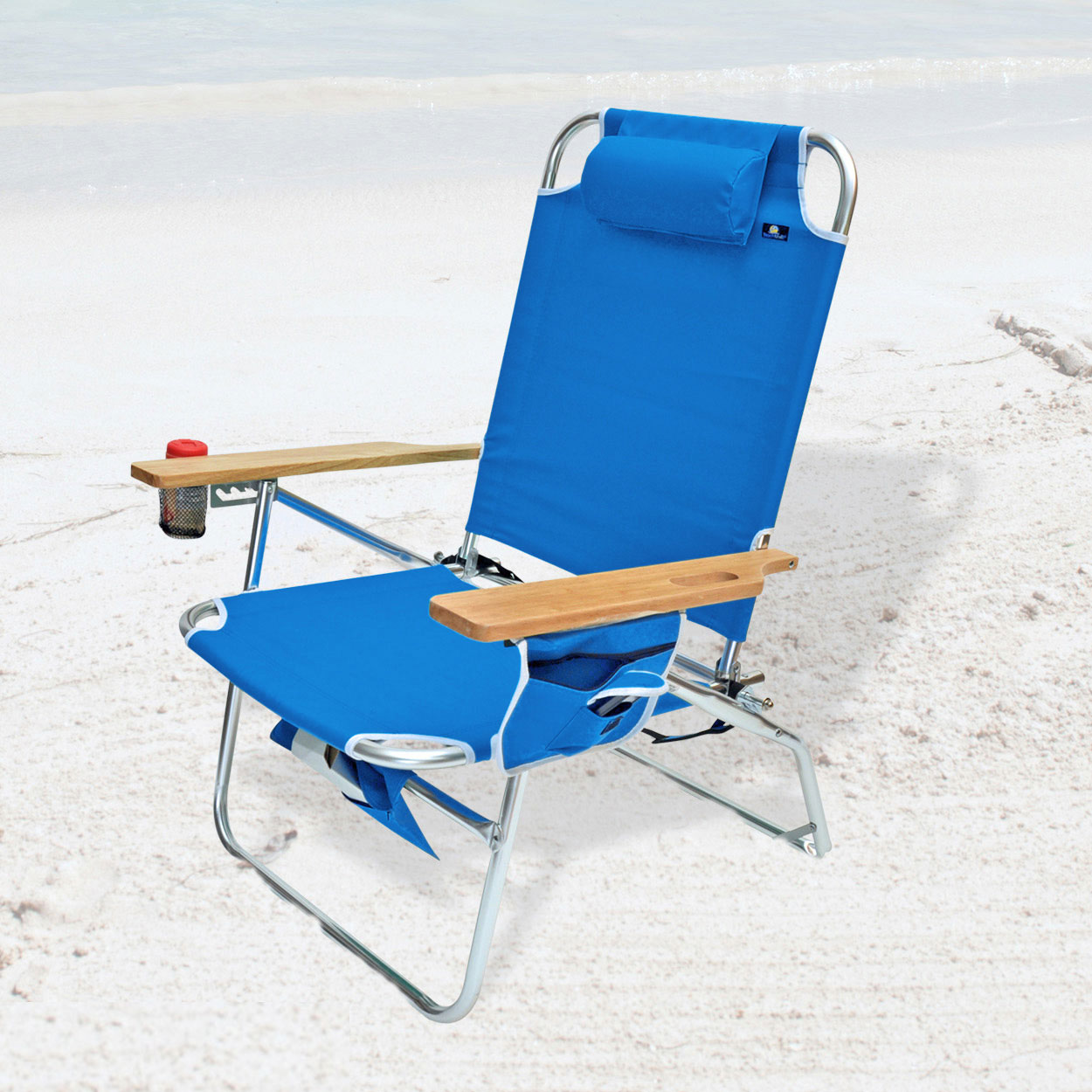 Big Jumbo Heavy Duty 500 lbs XL Aluminum Beach Chair for . & Big and tall beach chairs | Compare Prices at Nextag