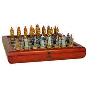 Sorcerer Chess Set