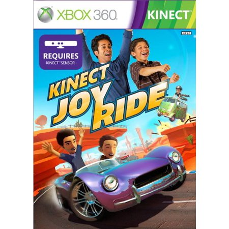 Microsoft Kinect Joy Ride Racing Game - Complete Product - Standard - 1 User - Retail - Xbox 360 (z4c00001) (Retail Racing)