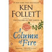 Kingsbridge: A Column of Fire (Series #3) (Paperback)
