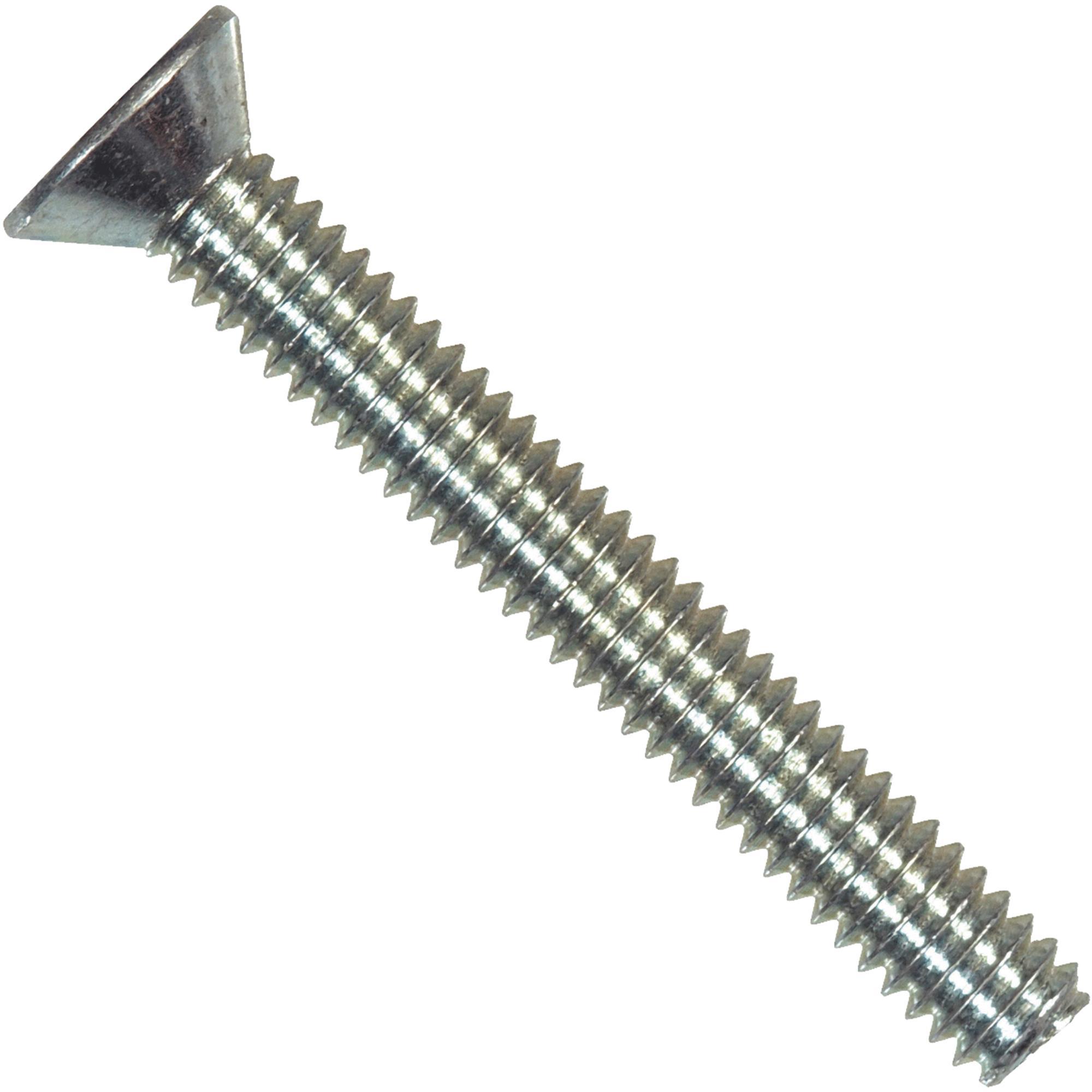 Hillman Flat Head Machine Screw