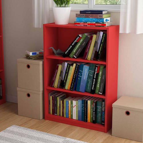 Ameriwood 3-Shelf Bookcase, Multiple Finishes by Ameriwood Home