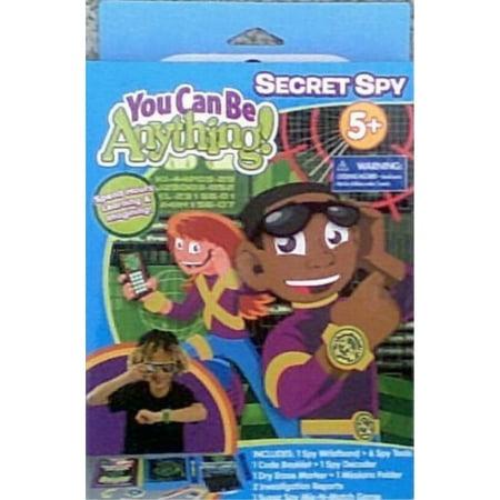 Pretend Play Secret Spy Kit - Age 5+ - Playground Kit