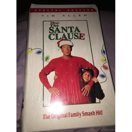 The Santa Clause (VHS, 2002, Special - Halloween Special Tim And Eric