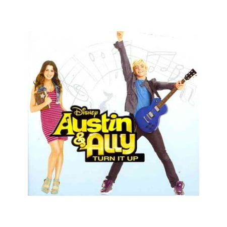 Austin & Ally 2 Soundtrack (CD)](Austin Y Ally Halloween)