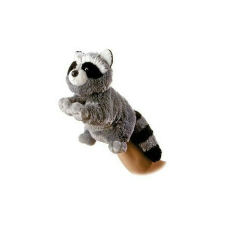 Bandit the Raccoon Puppet - 12