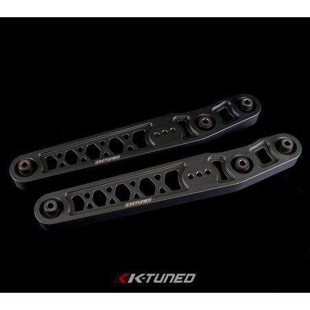 K-Tuned Rear Lower Control Arms 96-00 Honda Civic EK - KTD-RLR-960 (Rear Lower Arm Support)