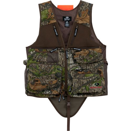Turkey Vest with Cushioned Seat and External Pocket by