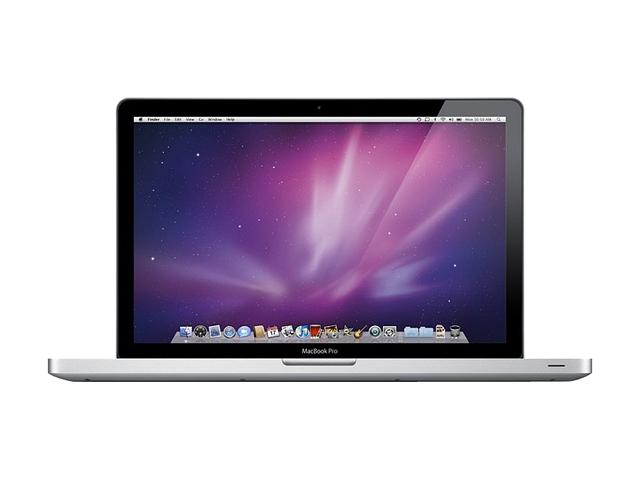 "Apple Laptop MacBook Pro 17.0"" Intel Core i7 620M 2.66 GHz (Turbo 3.33GHz), 8GB Ram, 320GB HDD Refurbished by Apple"