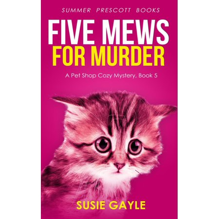 Five Mews for Murder - eBook