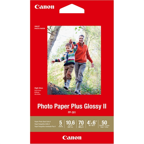 Canon Plus Glossy II PP-301 Photo Paper 1432C005