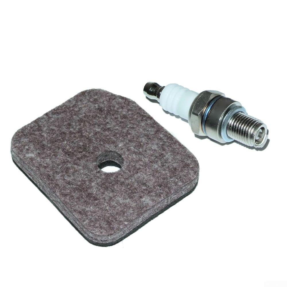 Air Filter Spark Plug For STIHL HS81R HS81T HS86R HS86T String Trimmer