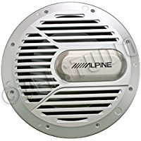 SWR-M100 - Alpine 10  Single 4-Ohm Type-R Marine Subwoofer