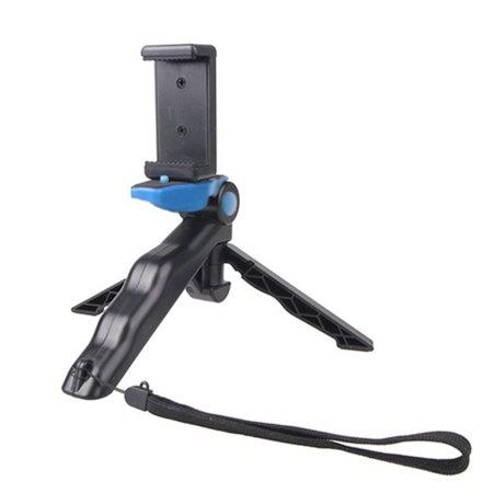 Staron 2 In 1Universal Mini Hand Pistol Grip Tabletop Travel Tripod Stabilizer