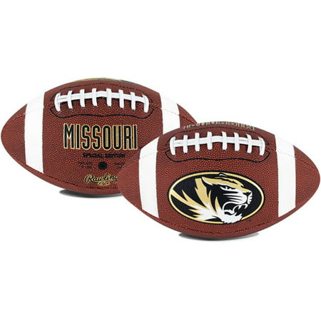 Rawlings Gametime Full-Size Football, Missouri Tigers