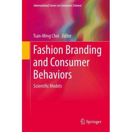 Fashion Branding And Consumer Behaviors  Scientific Models