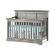 Kelsey 4-in-1 Convertible Crib - Dapper Gray