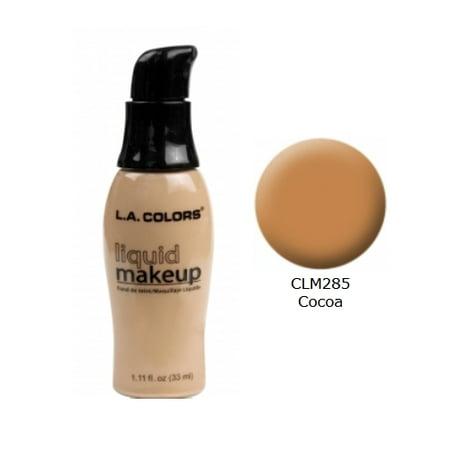 - (3 Pack) LA COLORS Liquid Makeup - Cocoa