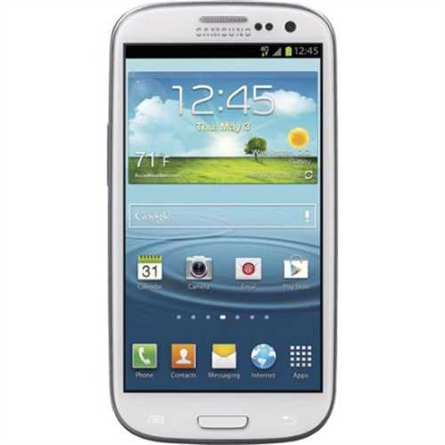 Refurbished Total Wireless Samsung Galaxy S3 Android Prepaid Smartphone