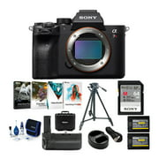 Sony Alpha a7R IV 61MP Full-Frame Mirrorless Camera Body with Accessories Bundle