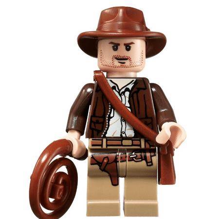 LEGO Indiana Jones minifigure - Walmart.com
