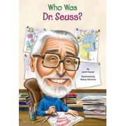 Who Was...?: Who Was Dr. Seuss? (Hardcover)