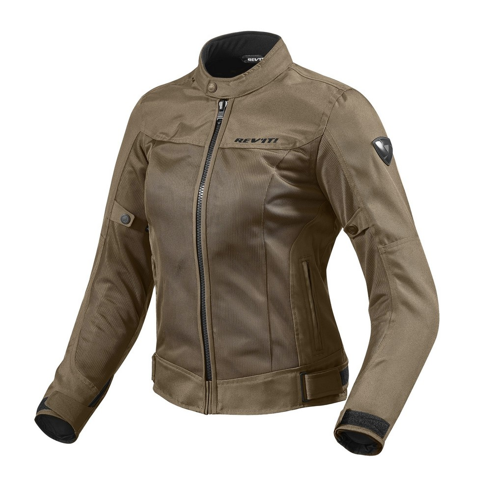Rev'It Eclipse Womens Textile Jacket Brown