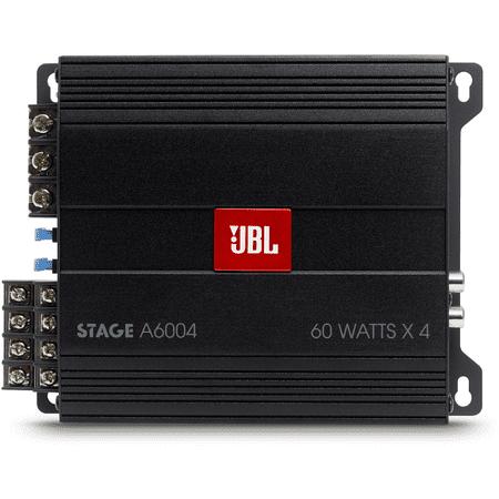 JBL Stage A6004 4-Channel 50W x 4 Full Range (Jbl 4 Channel Amplifier Price In India)