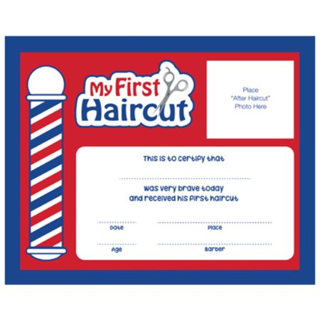 - Details about #SC-MFH My First Haircut