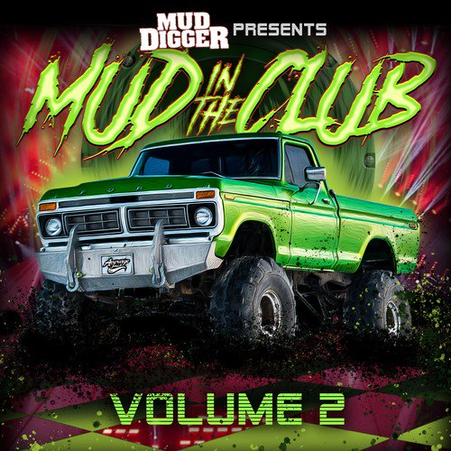 Mud Digger - Mud In The Club Volume 2 - CD