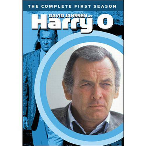 Harry O: The Complete First Season (Full Frame)
