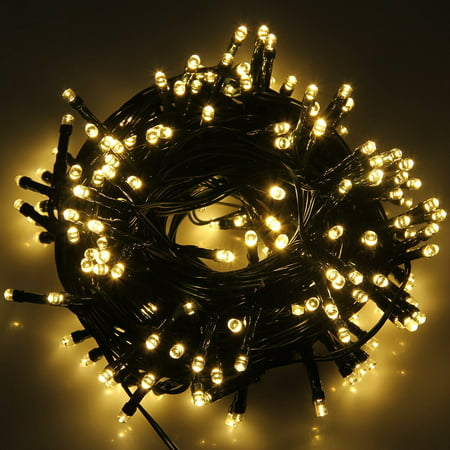Christmas Lights Decorative Landscape Lighting39ft 100 LED Outdoor Waterproof Fairy Solar String For Indoor GardenPatio BackyardParty
